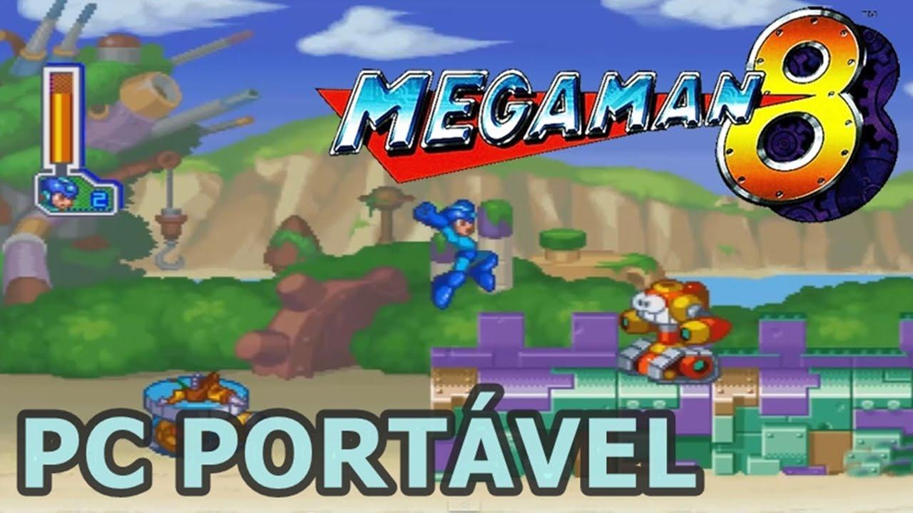 descargar megaman 8 para pc