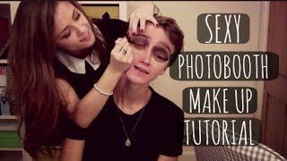SEXY PHOTOBOOTH MAKE-UP TUTORIAL | Thatcherjoe & Chloerayneee