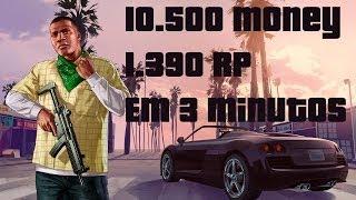 GTA 5 OnlineComo Ganhar Dinheiro Rápido E Fácil Na