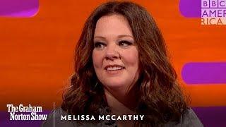 Melissa McCarthy Wished Chris Hemsworth Was a Jerk - The Graham Norton Show