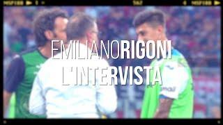 Emiliano Rigoni, l'intervista
