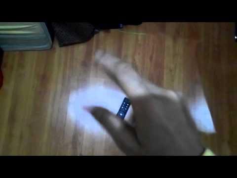 Hmagic: Ảo thuật làm bay đồ vật lên tay