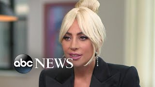 Lady Gaga was 'blown away' by Bradley Cooper's voice for 'A Star Is Born'