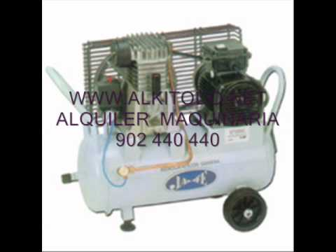 ALQUILER DE MAQUINARIA - ALKITODO - WWW.ALKITODO.NET - 902 440 440
