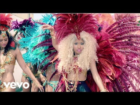 Nicki Minaj - Pound The Alarm (Explicit), Music video by Nicki Minaj performing Pound The Alarm