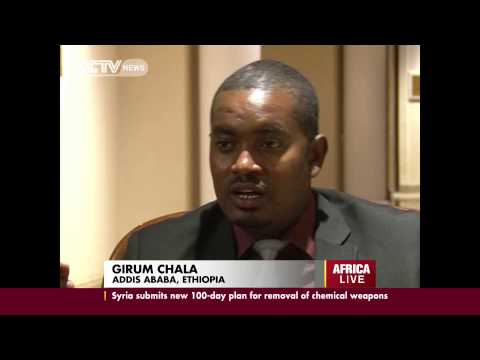 S.Sudan Talks Mediator Speaks to CCTV