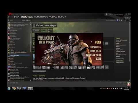Instalando a tradução de Fallout: New Vegas da Gamevício