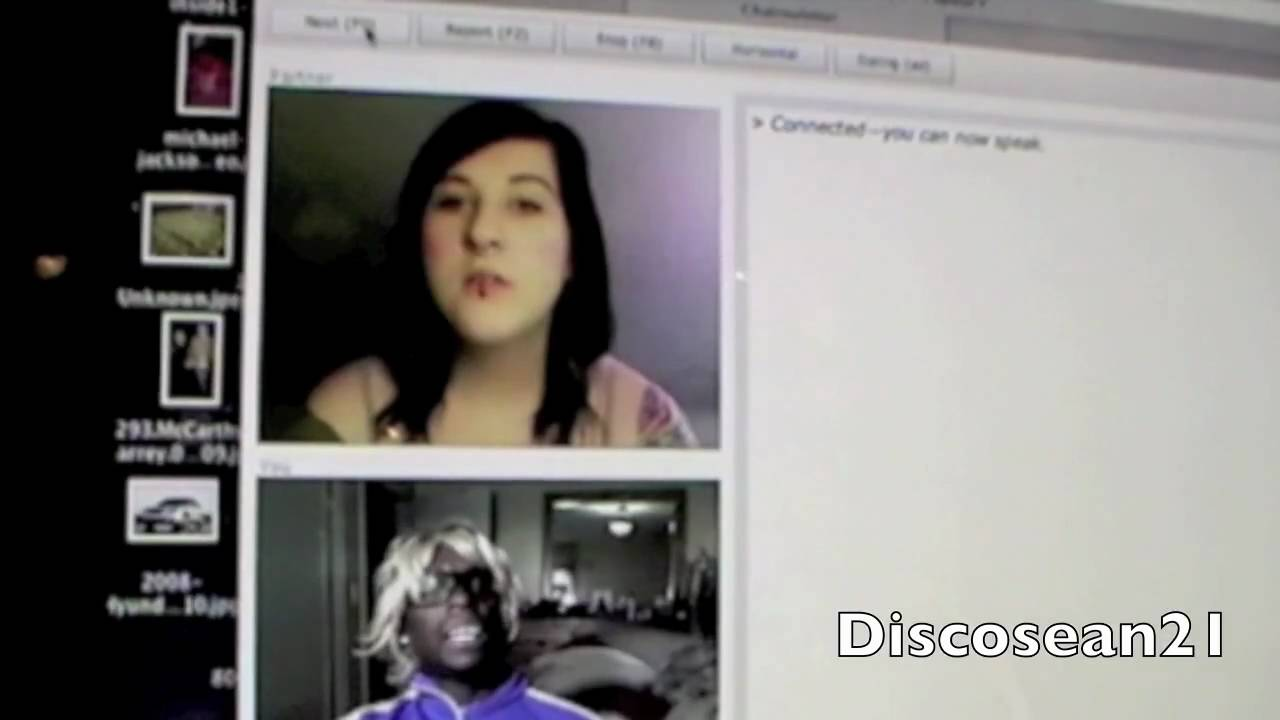 Chatroulette,girls going really wild.(Funny,crazy