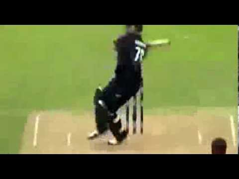 New Zealand's Corey Anderson's fastest Century 36 ball