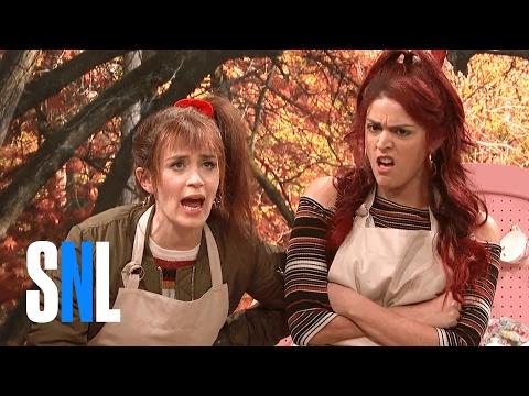 Great British Bake Off - SNL