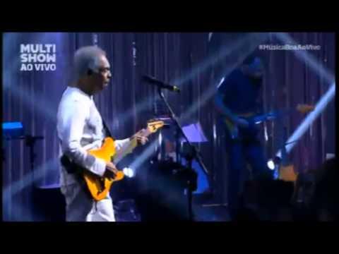 Tempo Rei - Gilberto Gil, Maria Gadu e Ana Carolina