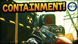 "Call of Duty: Ghost ""CONTAINMENT"" Gameplay! - NEW Multiplayer Map! - (COD Ghosts Onslaught DLC)"