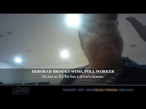 非法移民可以投票吗?看看来自得州某投票站的录像