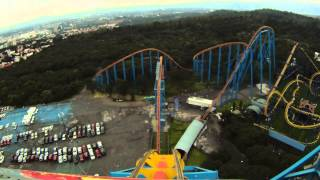 Superman El Último Escape En Six Flags México HD