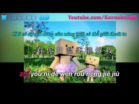 Học Tiếng Trung Qua Bài Hát Thần Thoại ~ Mei Li De Shen Hua ~ Có Phụ Đề Tiếng Việt
