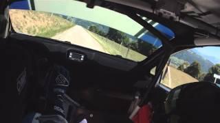 Vid�o Rallye de Chartreuse 2012 (cam�ra embarqu�e Julien Maurin Ford Fiesta S2000) par MrDidimimi (6155 vues)