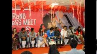 Grand Success meet of Heart Attack