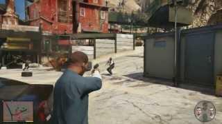 "GTA V ""Wprowadzenie Do świata Grand Theft Auto V"" PL"