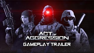 Act Of Aggression: Pre-Alpha Gameplay Trailer