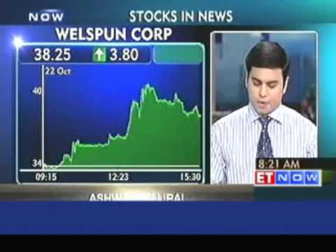 Stocks in news: Tata Power, Welspun Corp