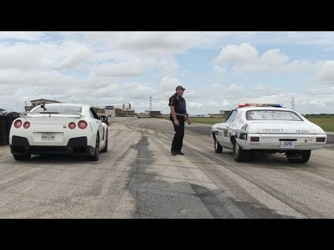 Heads Up Drag Racing Finals - Power Cruise