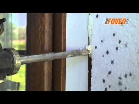 Foveo Tech - film instruktażowy. Instrukcja wykonywania ociepleń metodą lekką-mokrą.