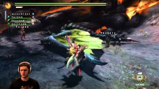 Monster Hunter 3 Ultimate One Shot Kill Glitch