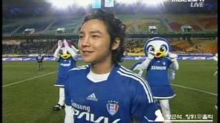 Jang Geun Suk 100319 soccer view on youtube.com tube online.