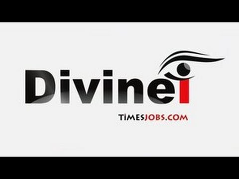 Divine-I: New Visionary IT Talent Search by TimesJobs - YouTube