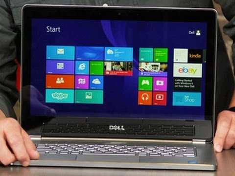 Dell's Inspiron 14 7000 series laptop offers more style for mainstream buyers