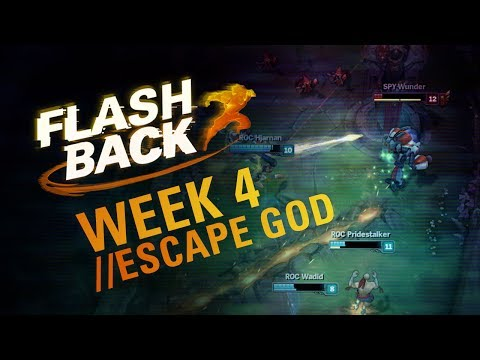 FLASHBACK // Wunderboys (EU LCS Week 4)