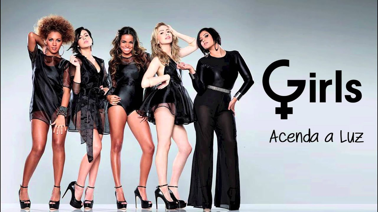 Girls - Acenda a Luz - Mp3 (2013)