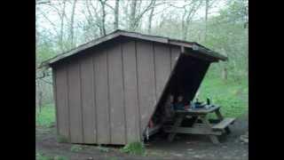 Appalachian Trail Loner #23 MOUNTAIN HARBOR 2012 Thru Hike