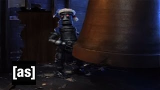 Robot Chicken: Humping Robot Saves Christmas