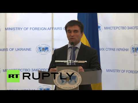 Ukraine: Italian FM talks up Ukrainian peace plan in Kiev