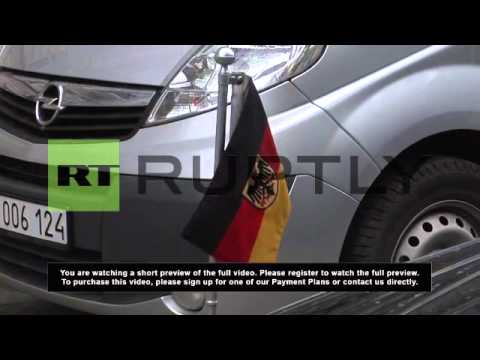 Ukraine: Steinmeier and Fabius in Kiev for talks
