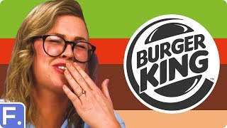 People Try Burger King For The First Time