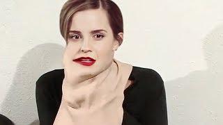 Emma Watson Unmasks