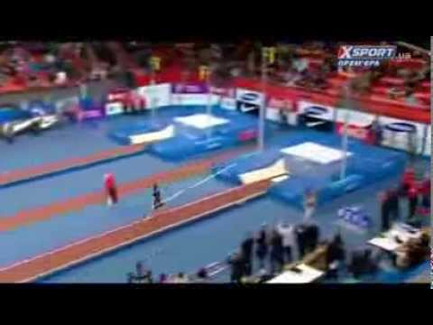 Renaud Lavillenie fail attempt on 6,21 м