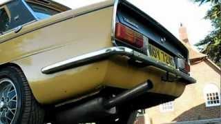 1977 Triumph Dolomite Sprint Sights & Sounds