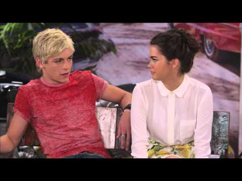 Teen Beach Movie - Live Chat - Mack and Brady - Part 2