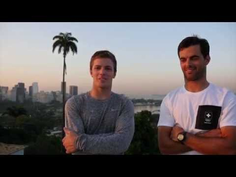 Rio 2016 - Sébastien Schneiter / Lucien Cujean