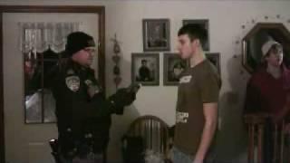 Police Bust High School Kegger