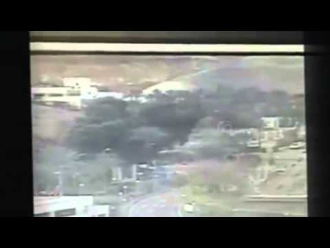 SHOCKING!   Watch Sinai Bus Bomb Blast in Egypt Caught on Video