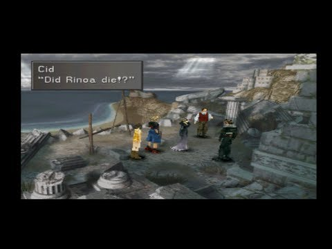 Final Fantasy VIII walkthrough - Part 40: Edea's Orphanage