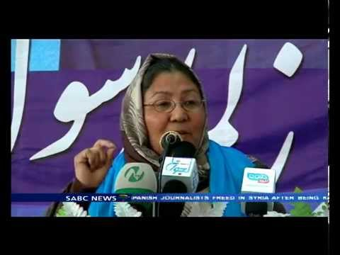 Upcoming Afghan elections signal new dawn for Afghan women