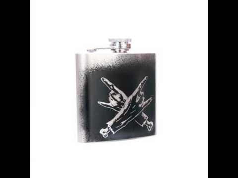 HEESCO METAL FLASKS PROMO