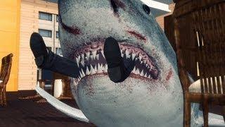 Sharknado 2: Sharkphoon Official NMA Trailer Parody