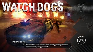 Watch Dogs - Madness Gameplay