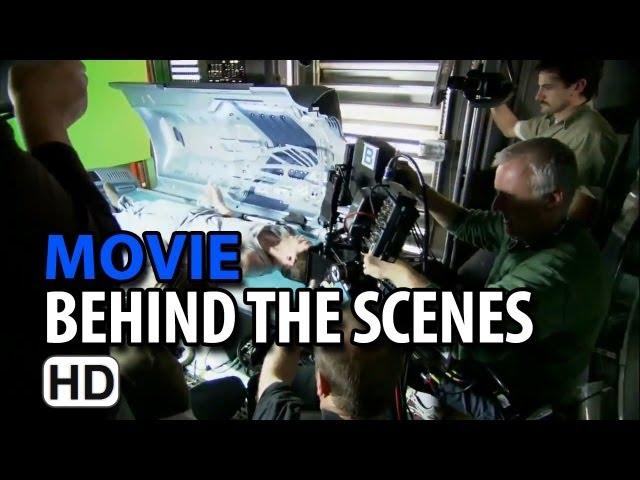 Avatar (2009) #2 Behind the Scenes, B-Roll & Making of
